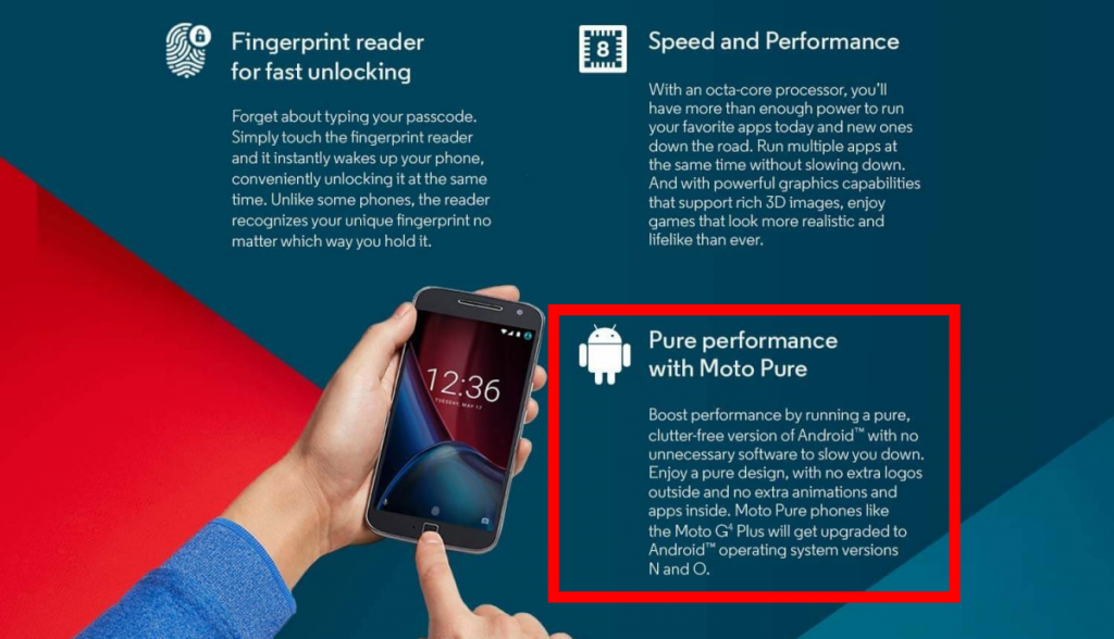 Motorola to Honor Android Oreo Update Promise for the Moto G4 Plus