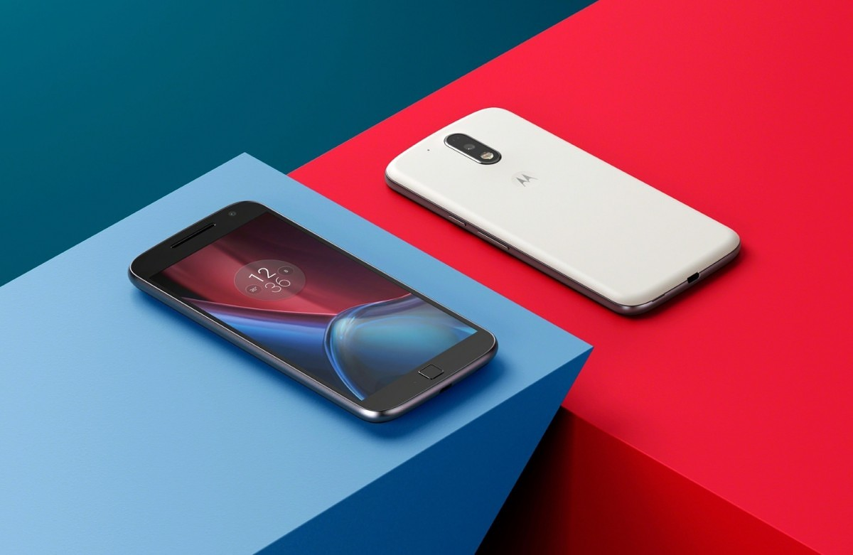 Motorola Moto G4 Plus is finally getting its Android Oreo