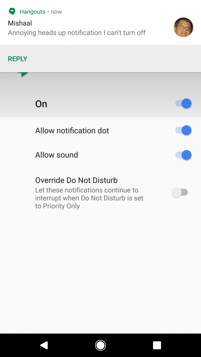 Bring Back Notification Importance Controls for ALL Apps in Android