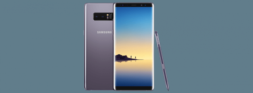 Galaxy Note 8 Teardown Guide Released, Receives a Repairability Score of 4/10