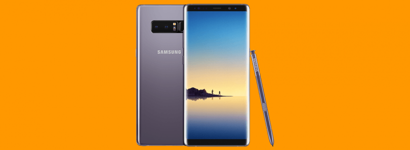 Samsung releases the Exynos Galaxy Note 8's kernel source code for the Android Pie release