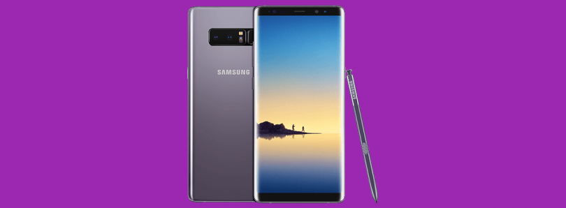 T-Mobile Samsung Galaxy Note 8 is receiving the Android Oreo update