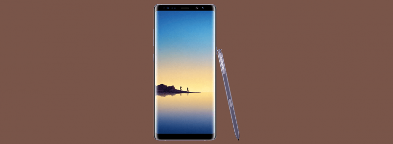 Samsung Galaxy Note 8 update adds Super Slow-Motion and AR Emojis