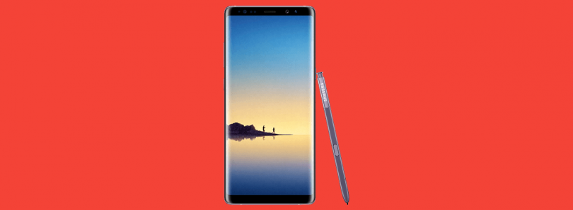 AT&T Samsung Galaxy Note 8's Android Oreo update now rolling out