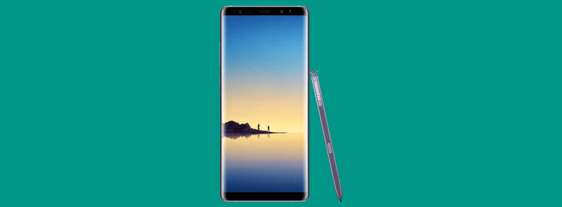 Samsung Galaxy Note 8 (Snapdragon) Has Been Rooted with SamFAIL