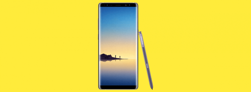 One UI (Android Pie) beta now available for the US unlocked Samsung Galaxy Note 8 and Galaxy S8/S8+
