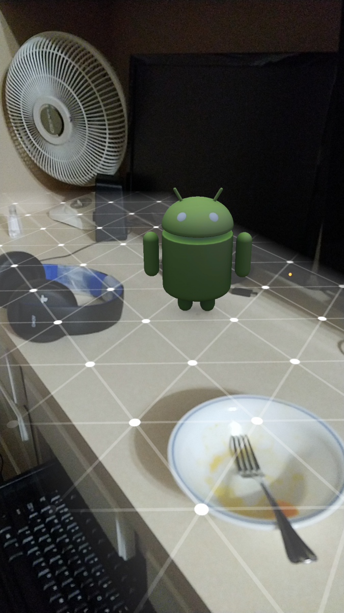 ARCore for All Brings Google's New AR Platform to Unsupported Devices