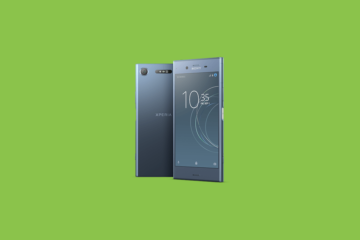 Sony Xperia XZ1 and XZ1 Compact Update Brings Image Distortion Fix