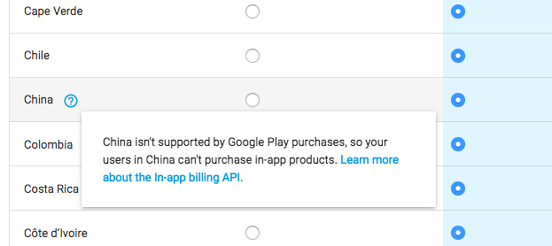 Google Play Store may be Soon be Available in China, Cuba, Iran,