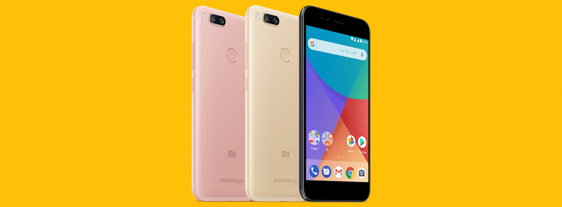 Xiaomi Mi A1 and Redmi 5's latest updates bring Dual 4G VoLTE support
