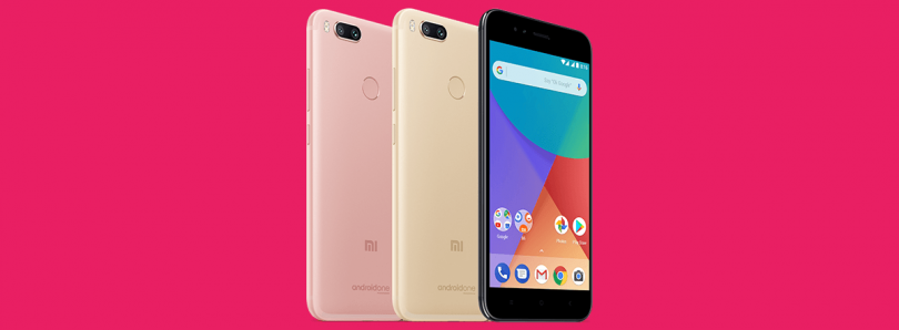 Kernel source code for the Xiaomi Mi A1's Android Pie release is available