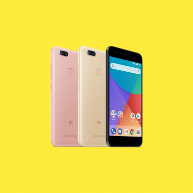 Xiaomi Mi A1 is getting the Android 8.1 Oreo update with June security patches