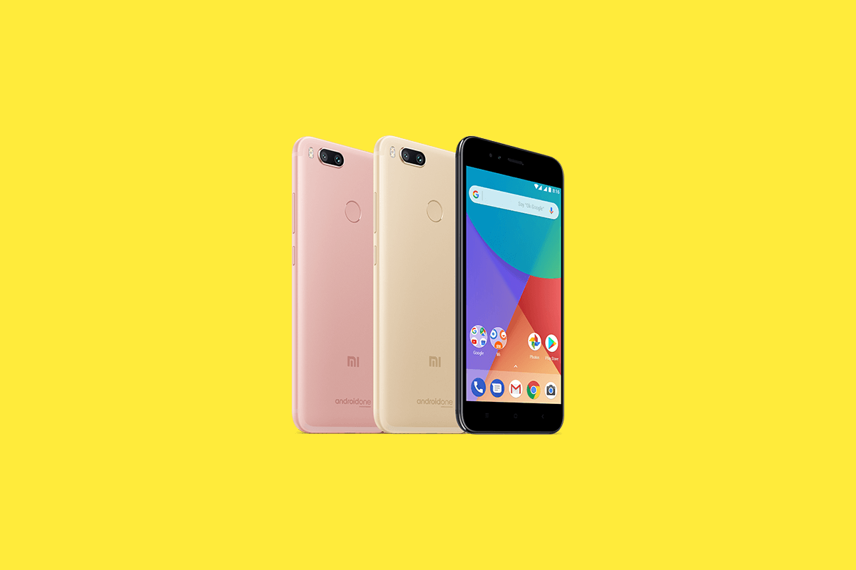 98b80afa5 Xiaomi Mi A1 is getting the Android 8.1 Oreo update with June security  patches