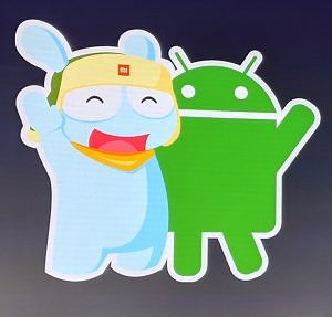 Xiaomi and Android Mascots