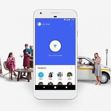 "Google's New ""Tez"" Payment System Launches in India with Scratch Cards, Cash Mode and Tez for Business"