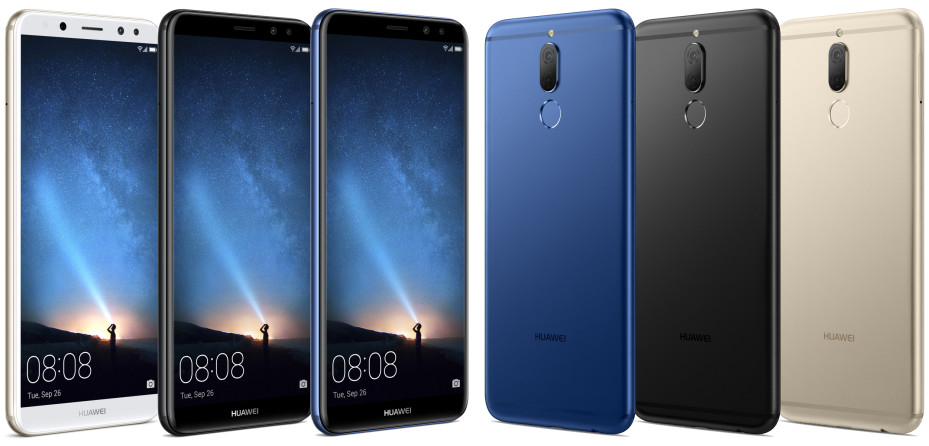 Huawei Mate 10 Lite Specifications, Renders, Launch Date