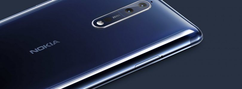 Nokia 8 to Cost £499 in the UK and be Shipped on the 13th of September
