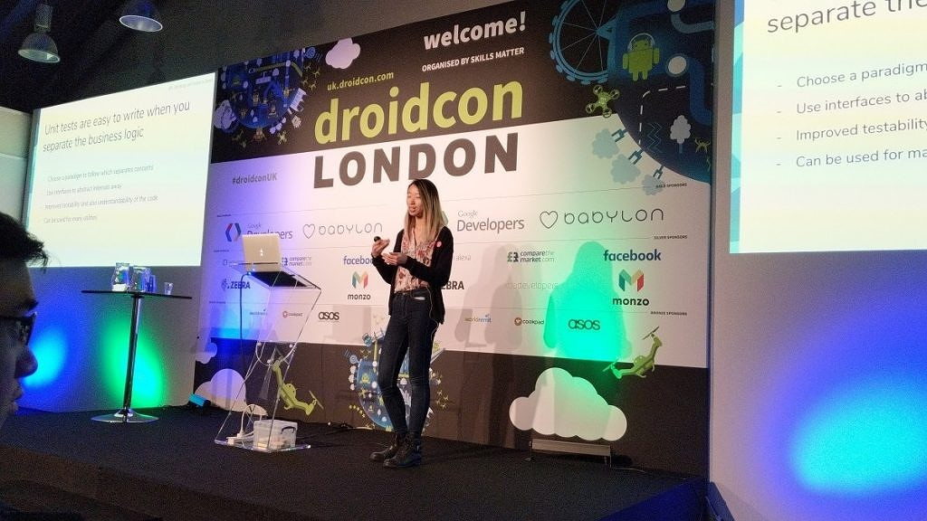 droidcon uk alice yuan