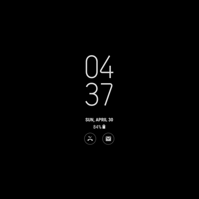 Samsung Galaxy S8/S8+ and Galaxy Note 8 Always on Display updated with GIF support