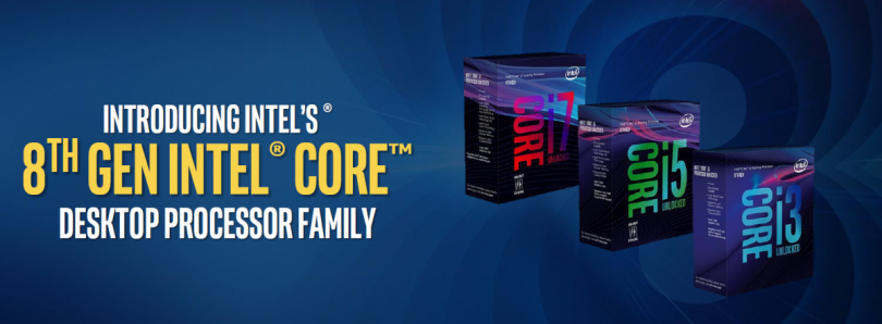 Intel Core i7-8700K and i5-8400 Review: Coffee Lake Goes With More Cores