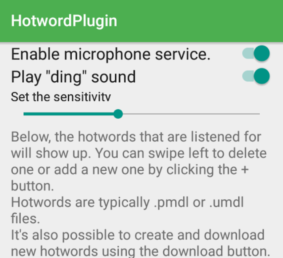 Create Custom Voice Activated Hotwords for Tasker with
