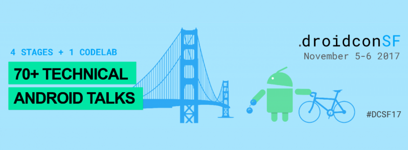 Special XDA Discount Code Available for Droidcon SF 2017