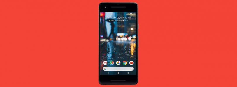 Google was Working on a New Lift Gesture to Launch the Camera on Pixel Phones