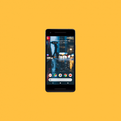 Google Pixel 2 will soon support VoLTE on Vodafone India