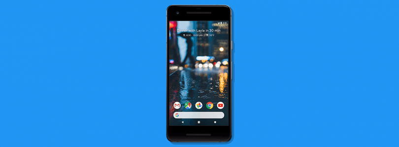 Google to Address Pixel 2 Clicking Sounds in a Software Update