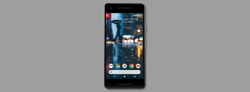 Google is finally fixing an issue that bricked some Pixel 2 devices with Android 8.1 Oreo update