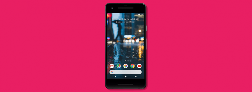 Google Pixel 2 has a Hidden Easter Egg in Active Edge Settings