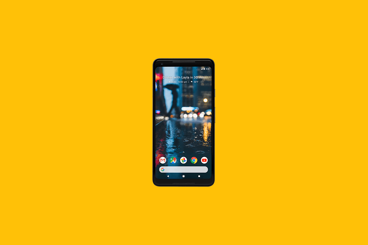Unreleased HTC Made Google Pixel 2 with 3830 mAh Battery