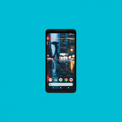 The Google Pixel 2's final software update is now available