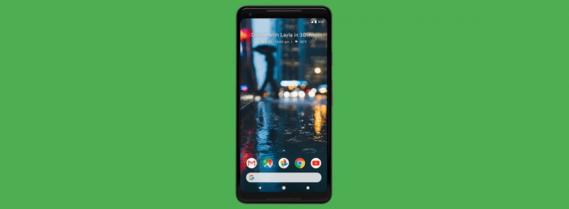 Google Publishes Initial Factory Images for the Pixel 2 and Pixel 2 XL