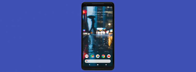 Google to Add a New Color Mode to the Pixel 2 XL, Doubles Warranty for Pixel 2/2 XL Owners