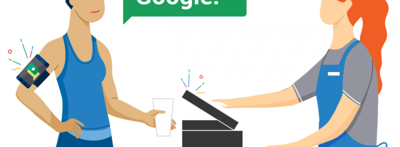 """Pay with Google"" Officially Launched, Speed Through the Checkout!"