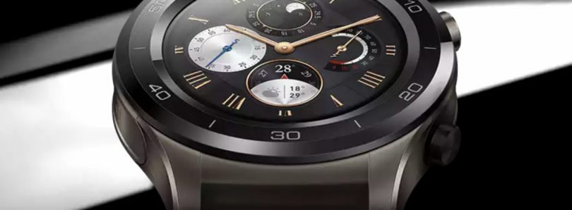Huawei Announces the Watch 2 Pro in China, Adds Support for eSIM