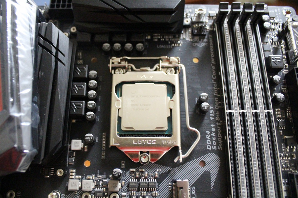 Intel Core i7-8700K & i5-8400 Review: Coffee Lake Goes With