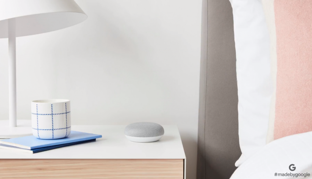 Google Home Mini is a Smaller and More Affordable Google Home, Pre ...