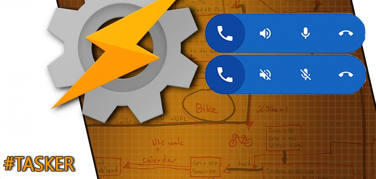Replicate the Google Dialer's Floating Bubble Feature with Tasker
