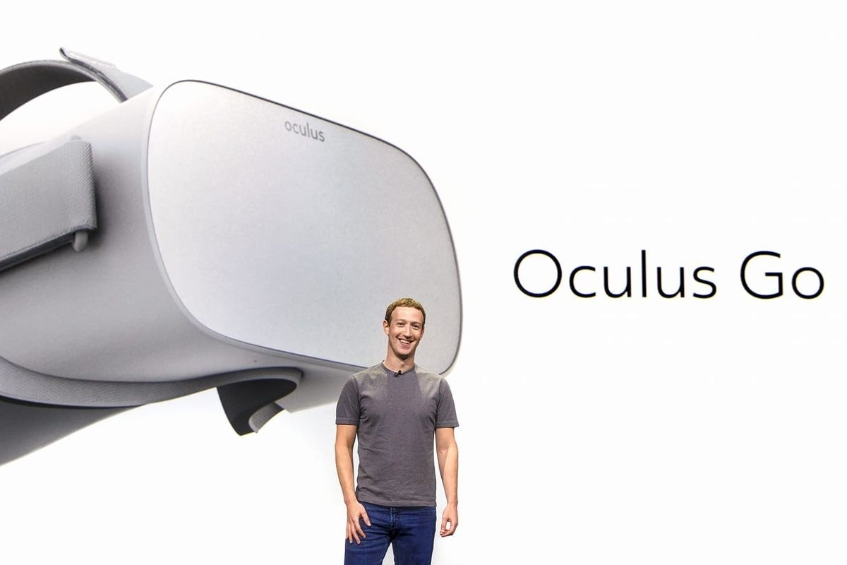 Steve Kondik, Founder of Cyanogen, is Working on Oculus Go at Facebook