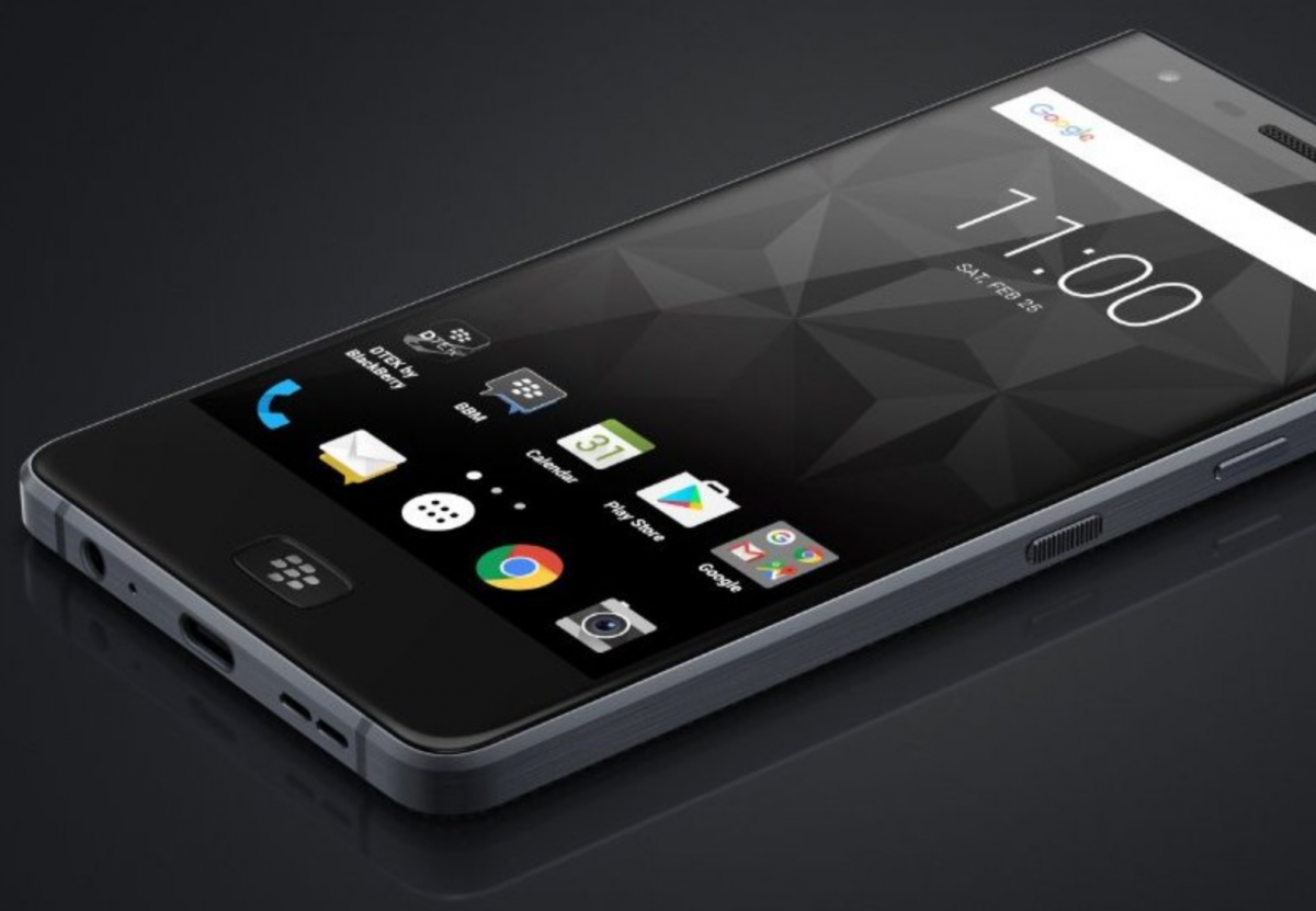 BlackBerry Motion, TCL's First All-Touchscreen Android ...