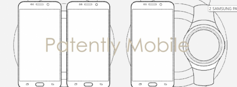 Samsung Patent Shows a Dual Device Charging Pad for both Magnetic Induction and Resonance Charging Methods