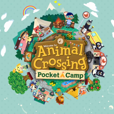 Animal Crossing Pocket Camp Announced for Android & iOS