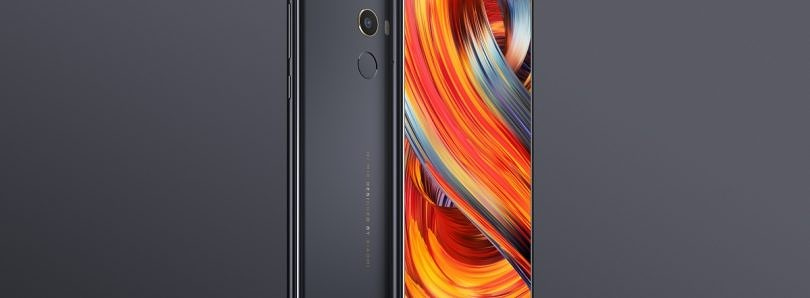 Xiaomi Mi Mix 2 Indian Launch: First Impressions and Hands-On with Xiaomi India's Most Expensive Smartphone