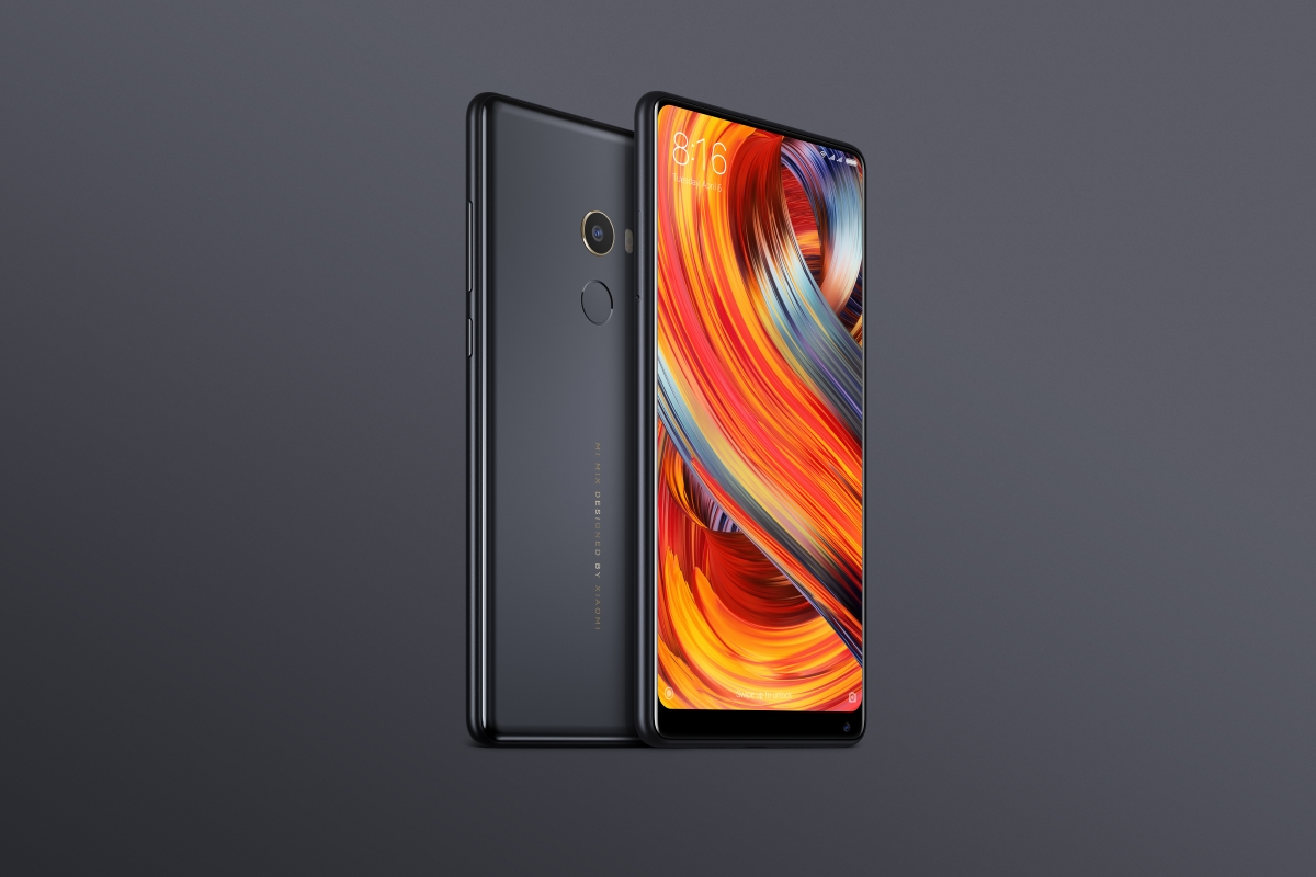 cf6333e6b Xiaomi Mi Mix 2 Indian Launch  First Impressions and Hands-On with Xiaomi  India s