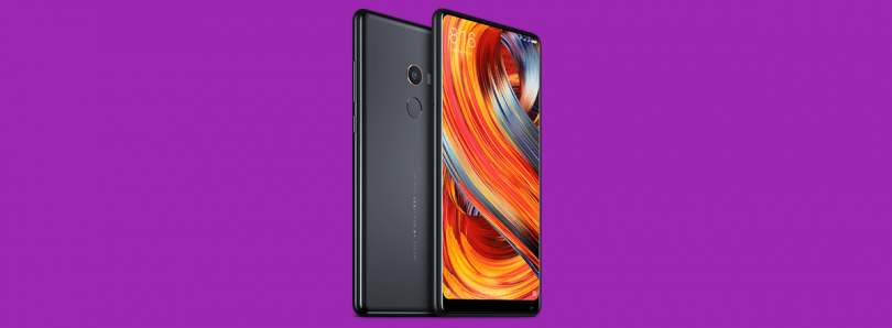 Xiaomi Mi Mix 2 Android Oreo MIUI Global Stable Beta update now available