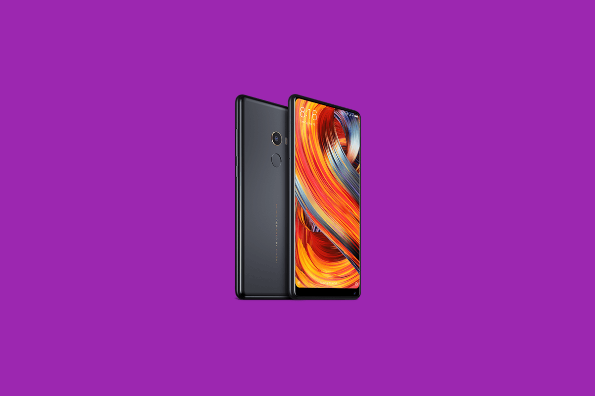 Xiaomi Mi Mix 2 Android Oreo Miui Beta Update Now Available Yi Basic White Resmi Global Stable