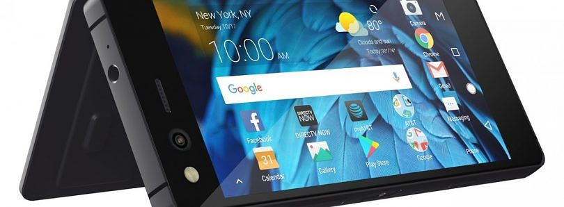 Hands-on with the ZTE Axon M – A Compelling Modern Dual Screen Smartphone