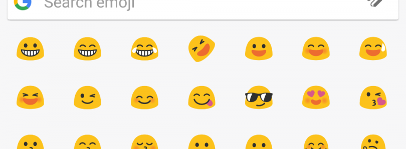 Magisk Module Brings Blob Emoji Back on Pixel and Nexus Devices Running Android Oreo